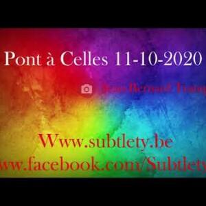 Pont A Celles 11-10-2020